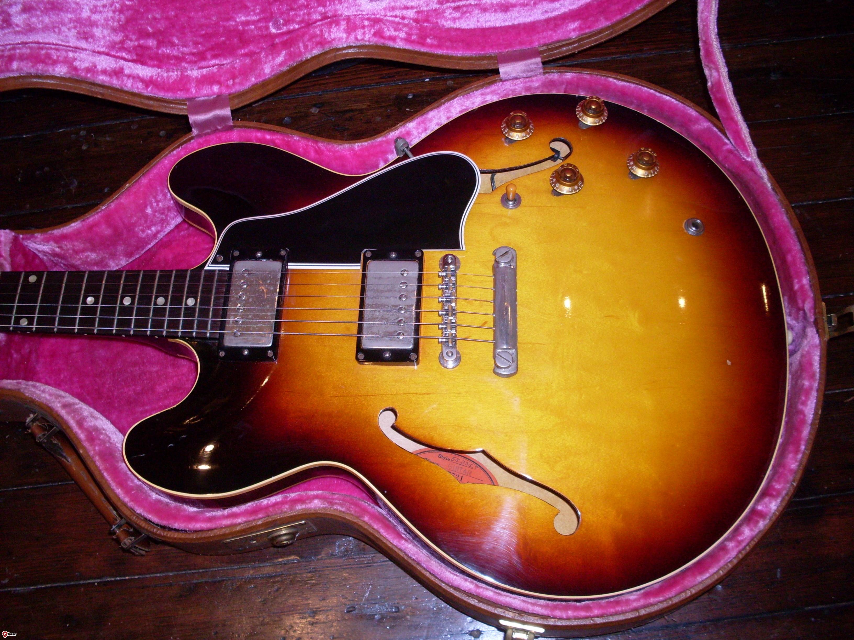 The Gibson ES-335 » ES-335