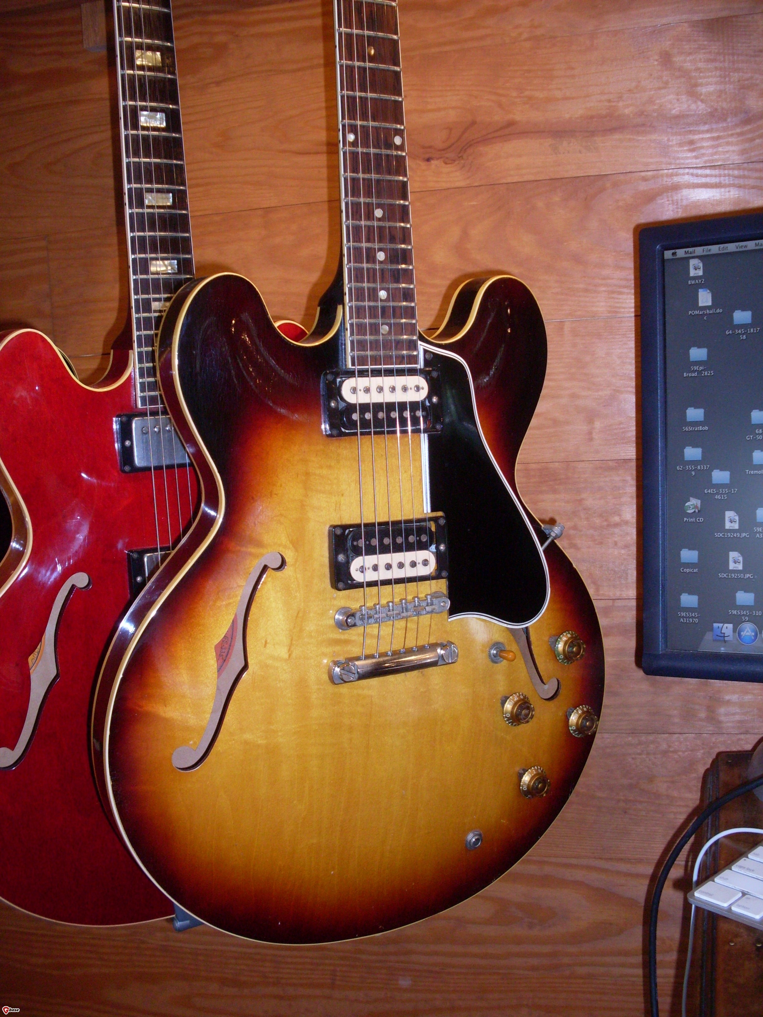 Double Reverse The Gibson Es 335