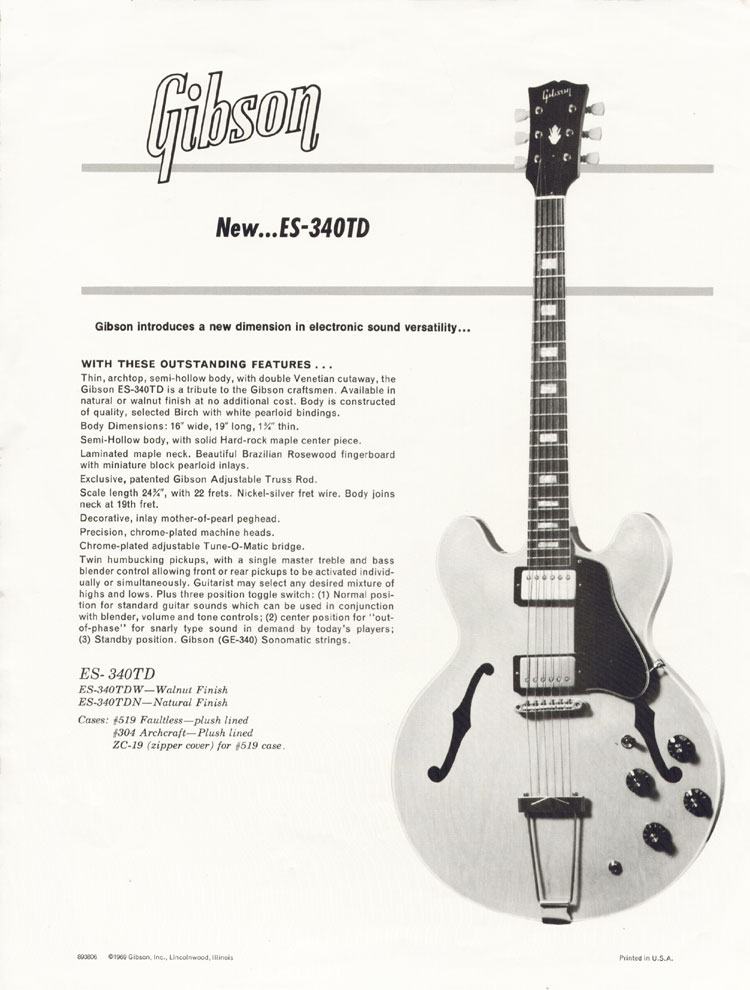 ES 340TDpromo gibson general the gibson es 335 part 9 gibson es 340 wiring diagram at readyjetset.co