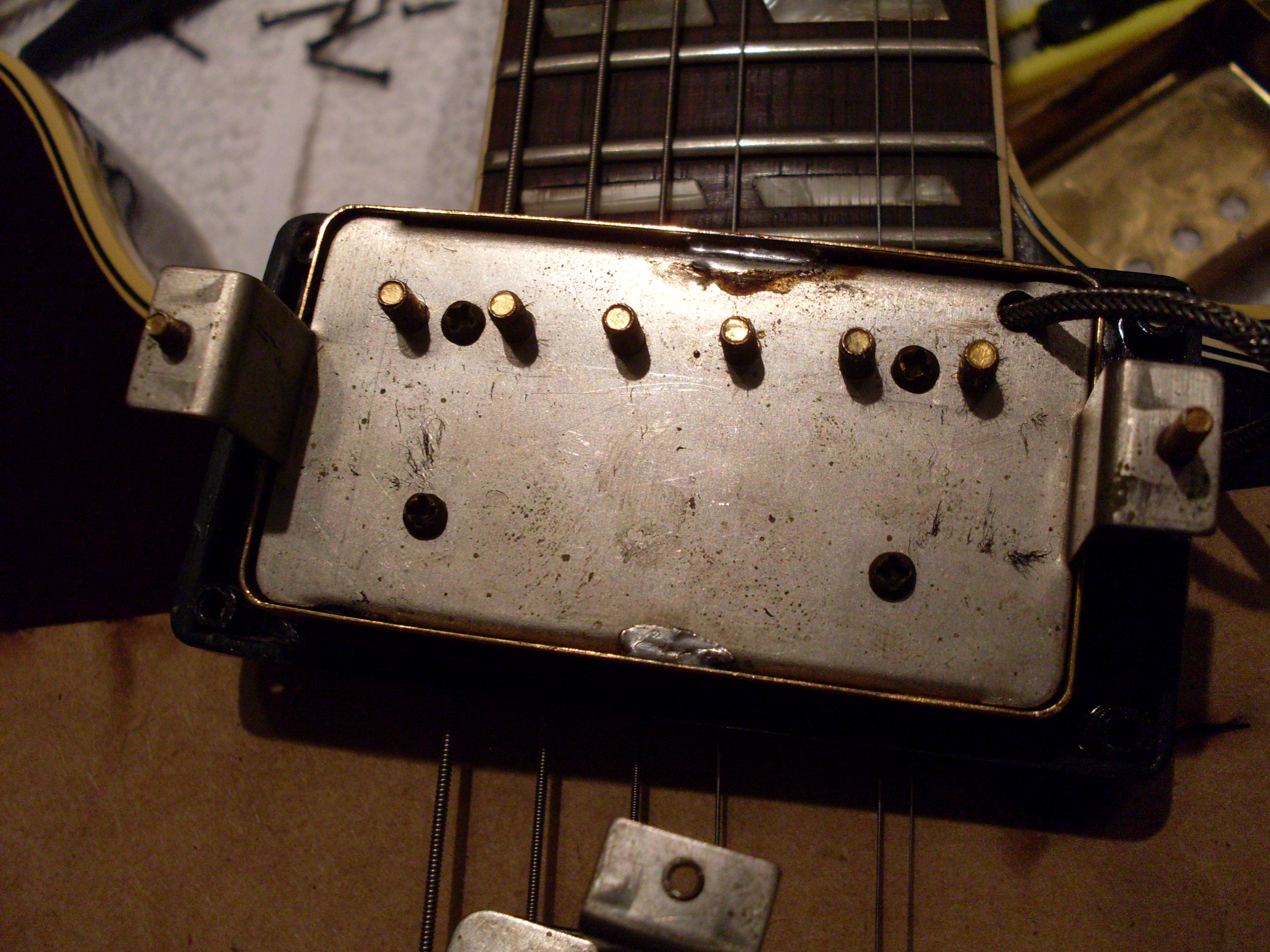 The Gibson Es 335 Guitar Wiring Blog Diagrams And Tips How To Install A Varitone Tree Falls In Woods