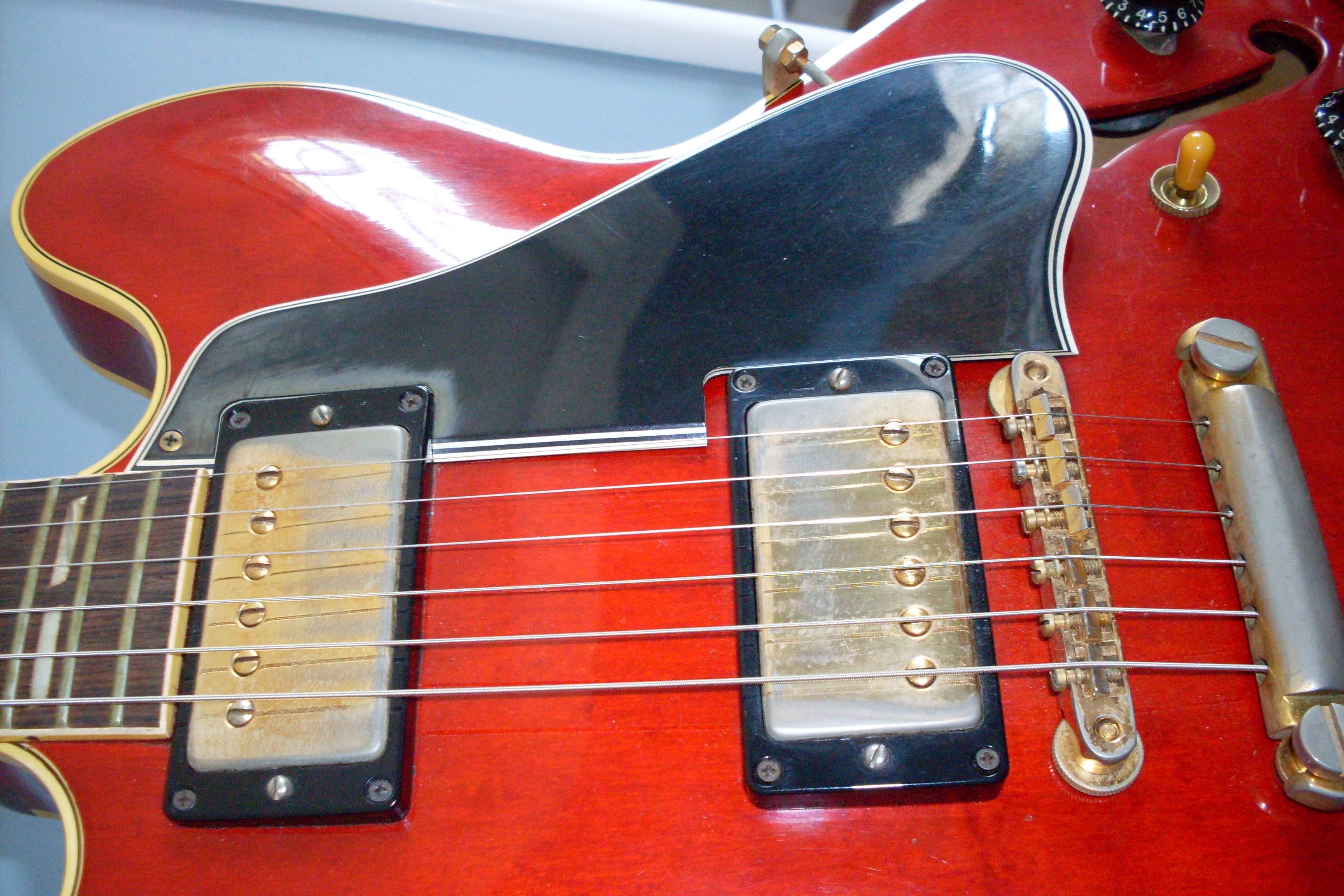 The Gibson ES-335 » Blog Archive » You Set 'em Up Part 1