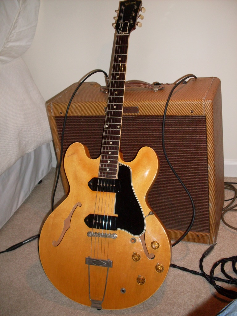 Great guitar and a great deal. I can't believe that these guitars aren't way more than the $10K-$12K they sell for. As rare as a blonde 335 and about one eighth the price. I'll buy yours if you have one.